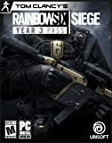 Tom Clancy's Rainbow Six Siege Year 3 Pass [Online Game Code]