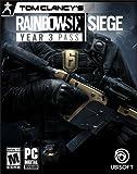Tom Clancy's Rainbow Six Siege Year 3 Pass [Online Game Code]