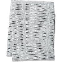 Lulujo Cellular Blankets, Grey
