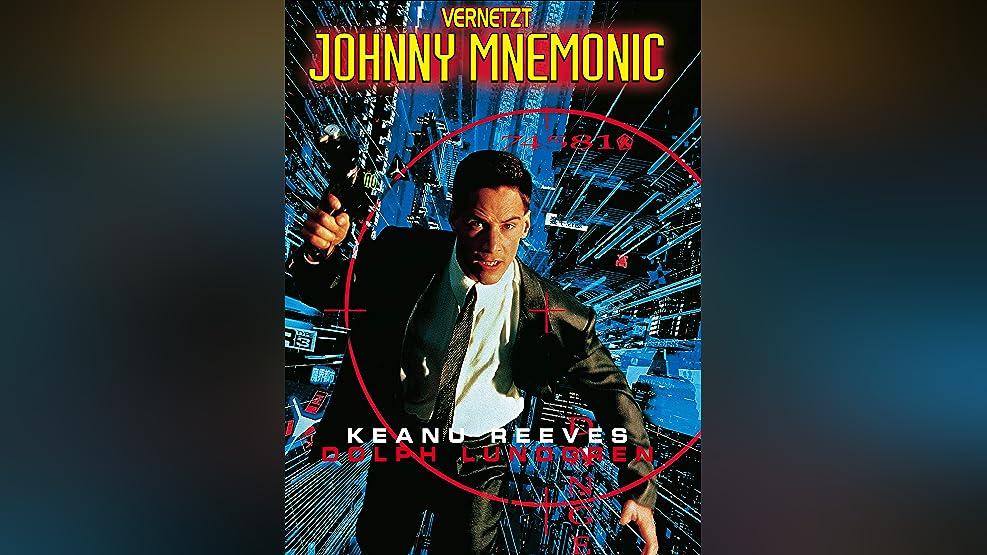 Vernetzt - Johnny Mnemonic [dt./OV]