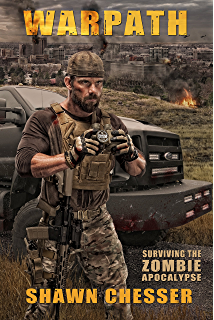 Soldier On: Surviving the Zombie Apocalypse (Trudge), page 1