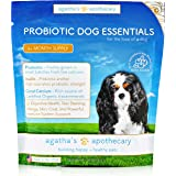 Probiotic Dog Essentials - Economical 5+ Month Supply - 45 BILLION CFU's PER SERVING! - Complete Immune Building Powerhouse - Superfruit Antioxidants - Organic Coral Calcium - Scoop Inside Bag!