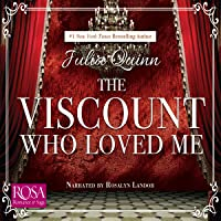 The Viscount Who Loved Me: Bridgerton Family, Book 2