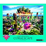 Food Landscape - Coralscape: 1000-piece Puzzle