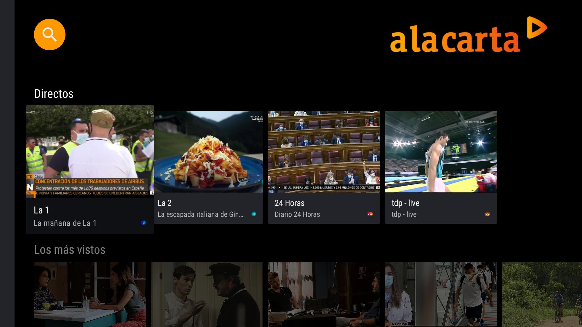 RTVE alacarta: Amazon.es: Appstore para Android