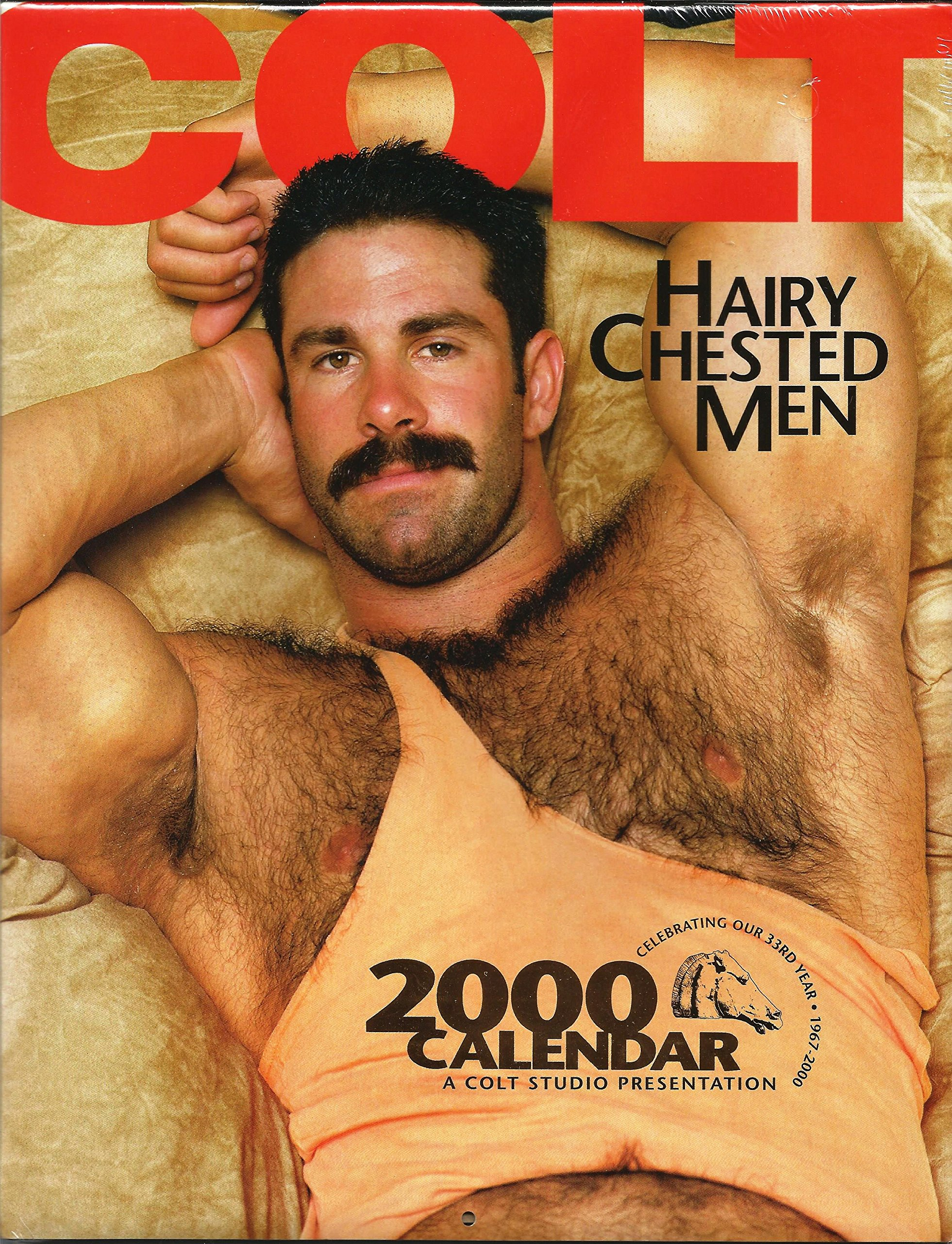 Hairy chested men photos