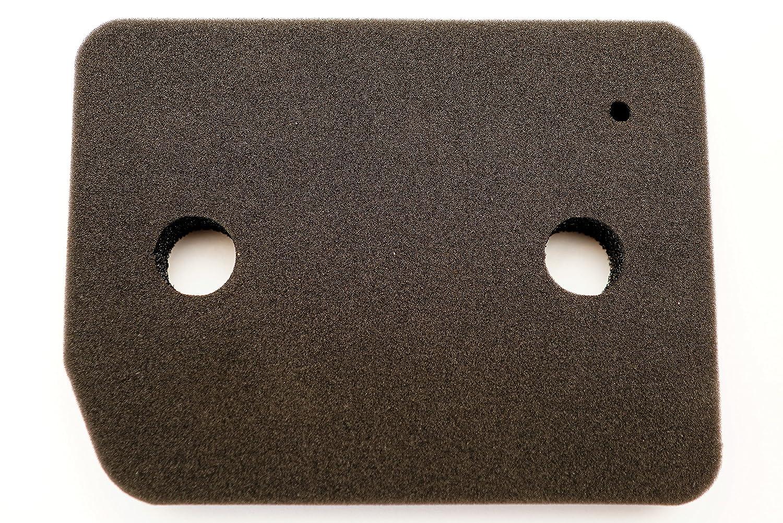 Filter für miele schwammfilter 9164761 wärmepumpentrockner filter