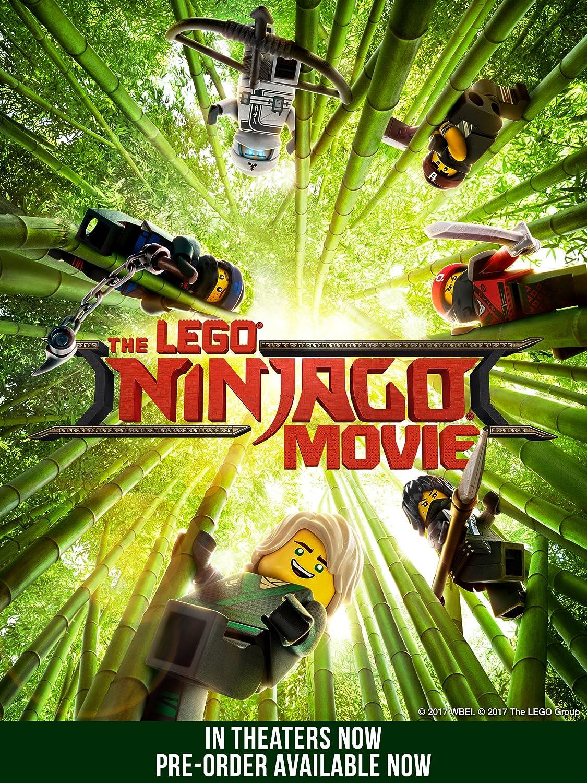 Hasil gambar untuk the LEGO Ninjago Movie (2017) Bluray
