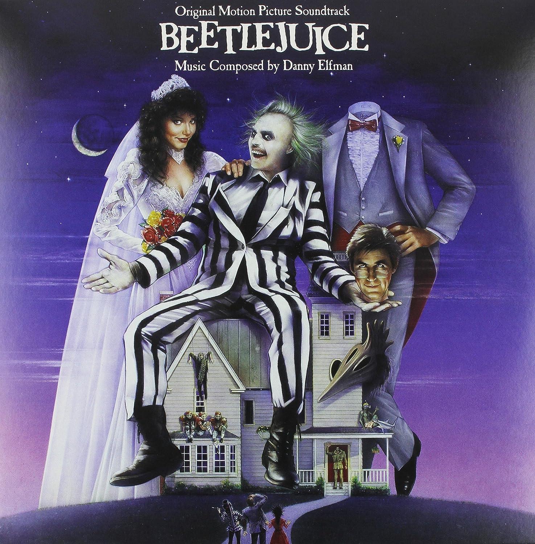 Various Artists - Beetlejuice - Original Motion Picture Soundtrack ...
