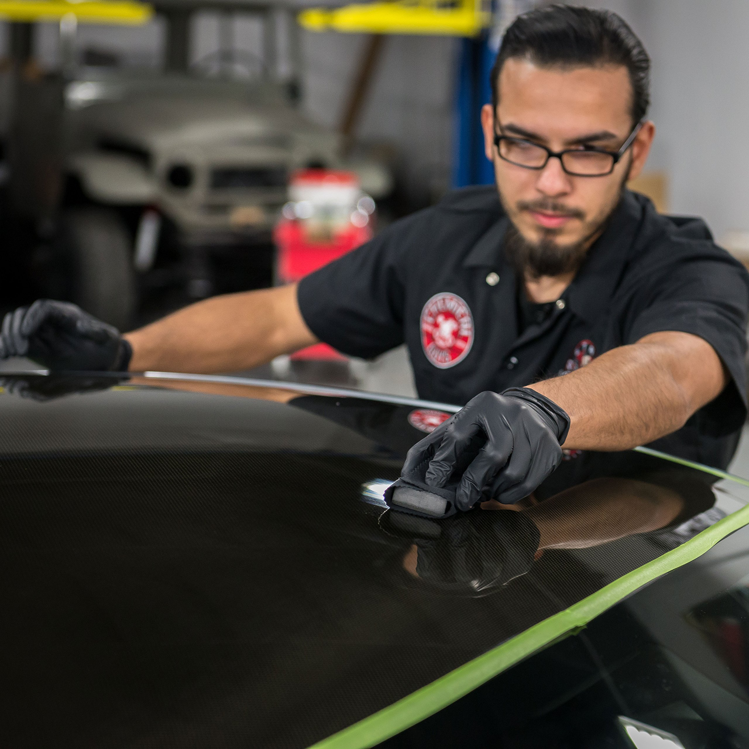 Chemical Guys Carbon Flex Hybrid Ceramic Hydrophobic Coating for Paint - The Ultimate Paint Protection