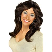 Woman disco wig 70
