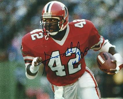 buy popular 898da 243d5 Autographed Gerald Riggs 8x10 Atlanta Falcons Photo. at ...