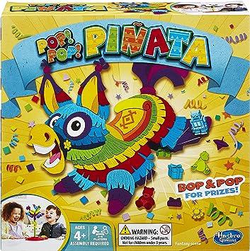 Hasbro Pop! Pop! Piñata! Juego.: Hasbro Gaming: Amazon.es: Juguetes y juegos