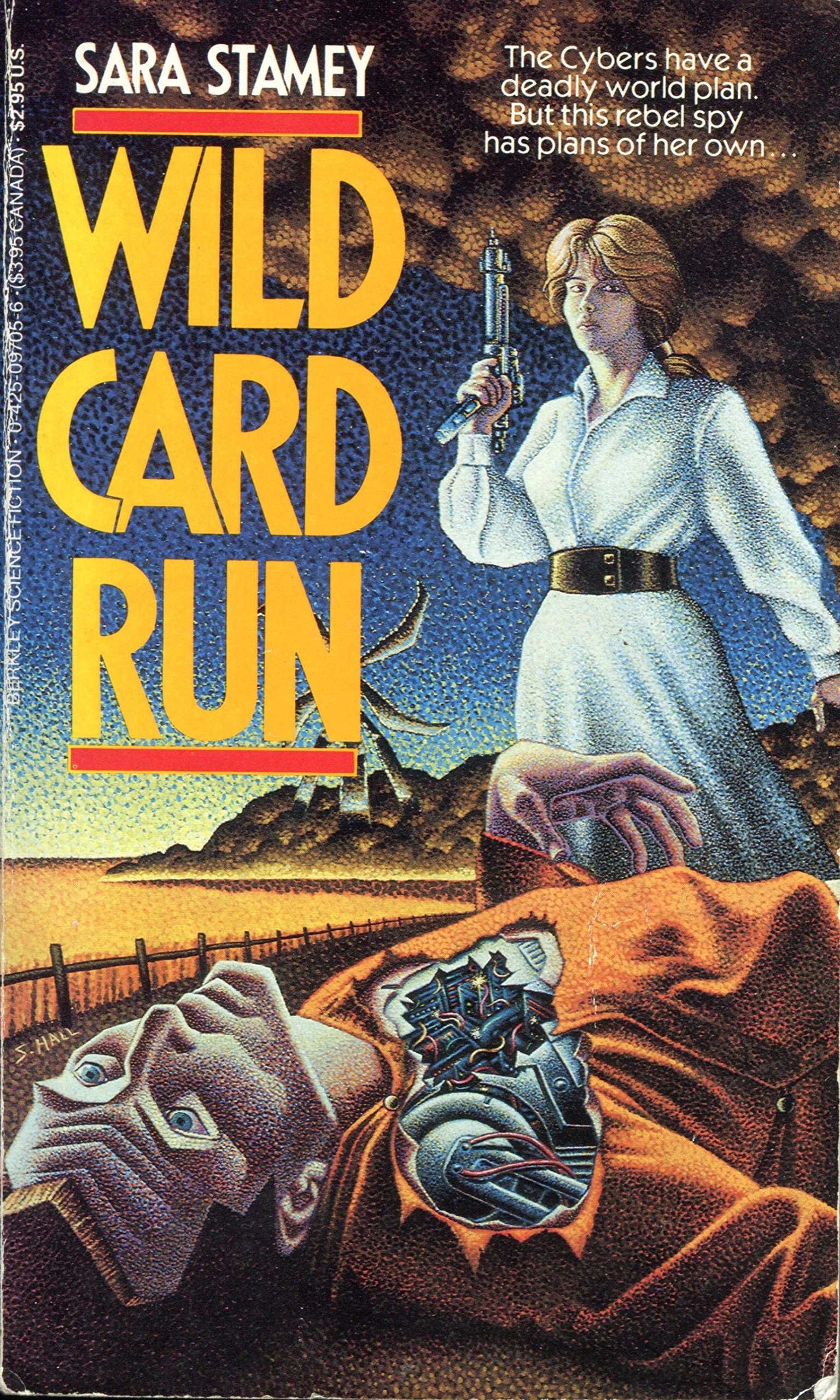 Wild Card Run, Stamey, Sara