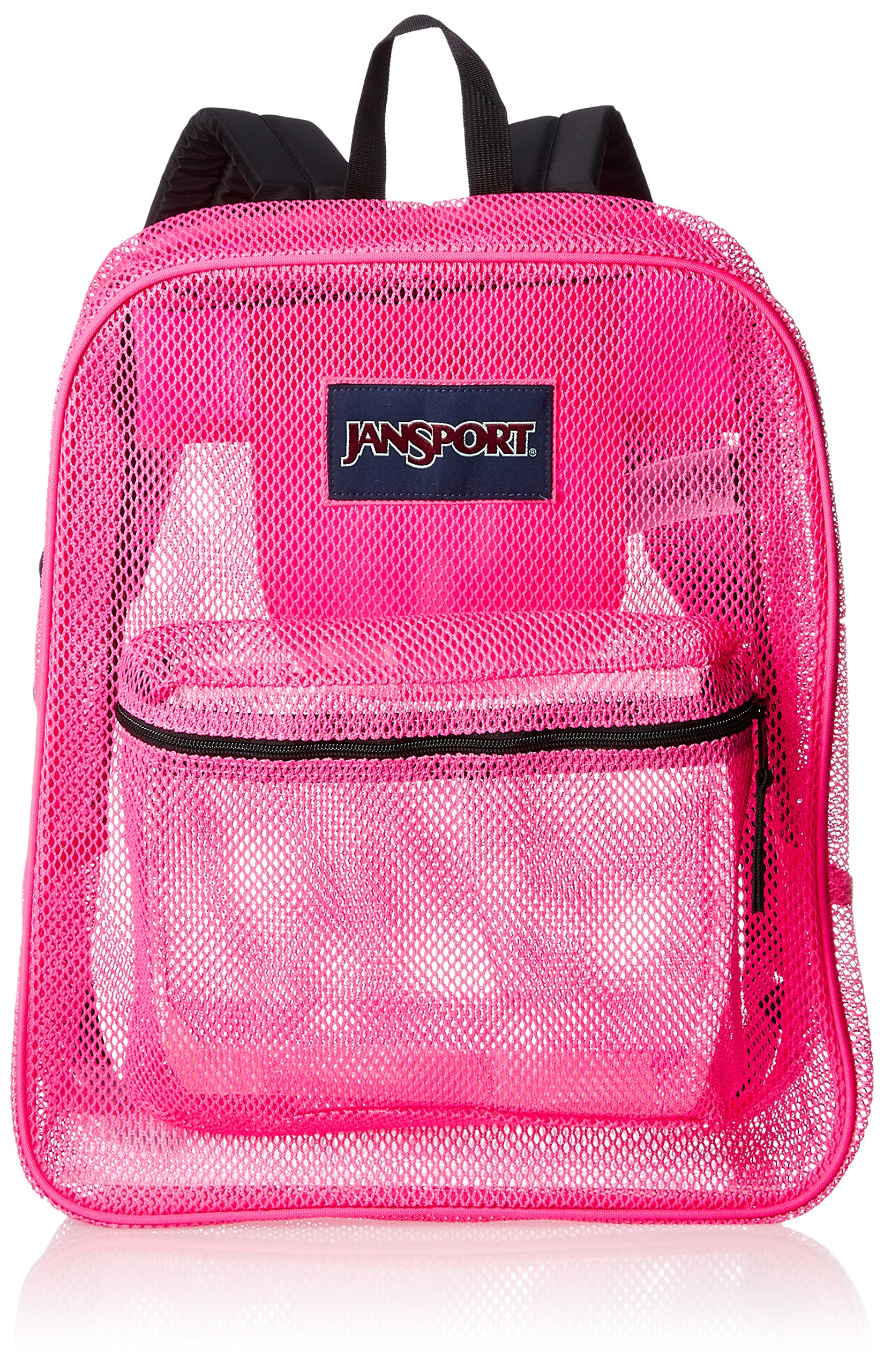 JanSport Mesh Pack- Discontinued Colors (Ultra Pink)