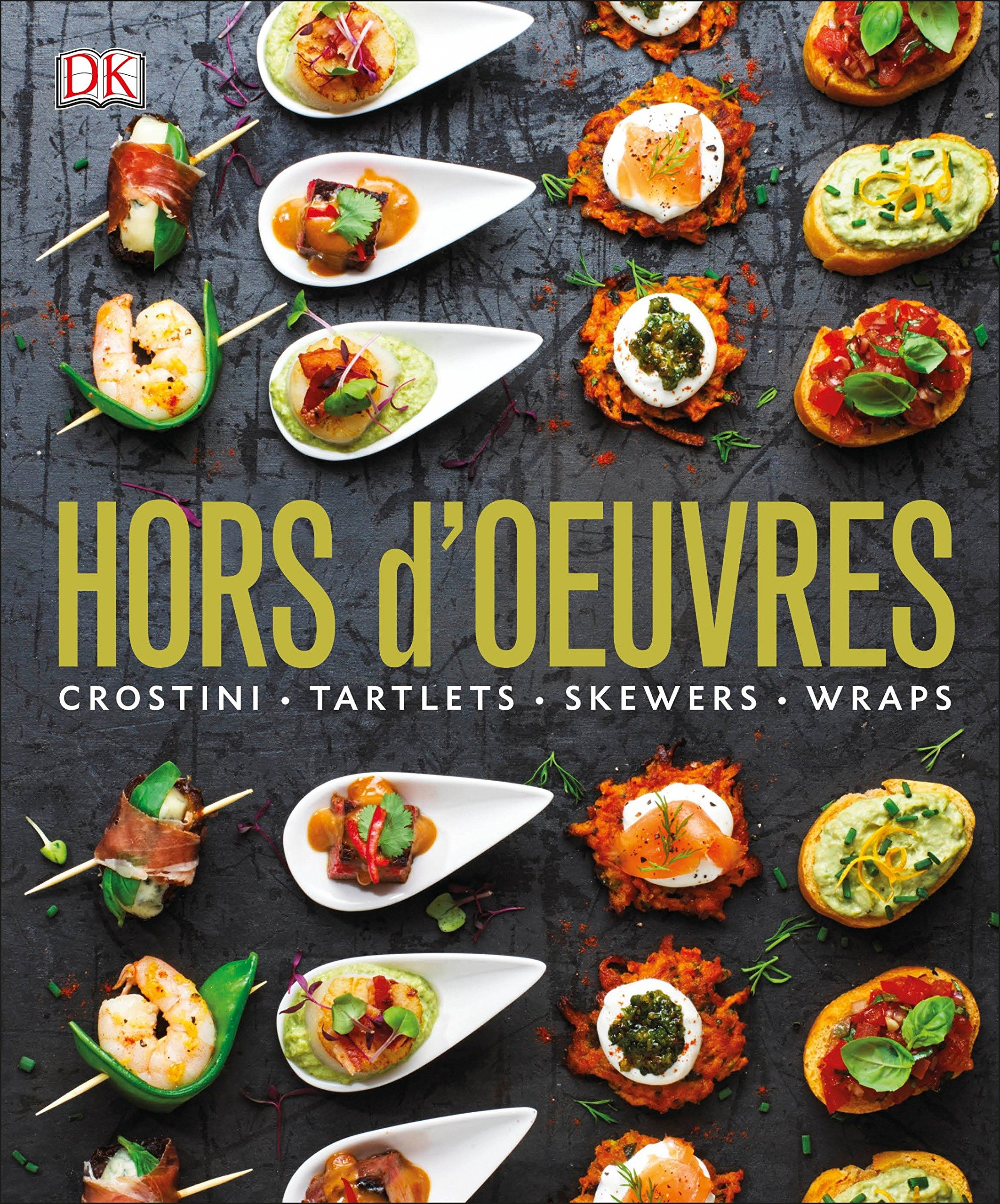 Hors D Oeuvres Dk Victoria Blashford Snell 9781465468697