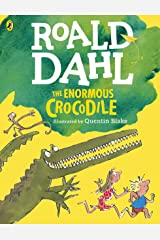 The Enormous Crocodile (Colour Edition) (Dahl Colour Editions) Kindle Edition