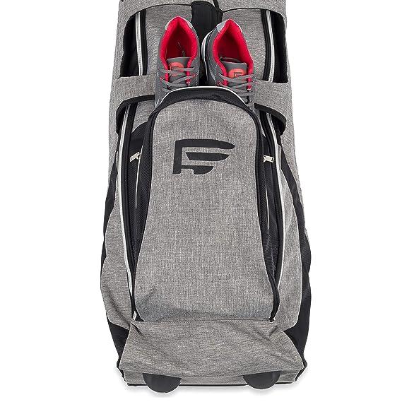 Amazon.com: Founders Club Golf - Bolsa de viaje para palos ...
