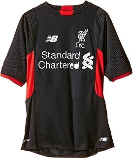 481353710 Warrior Sports 2015-2016 Liverpool Home Goalkeeper Football Soccer T-Shirt ( Kids)