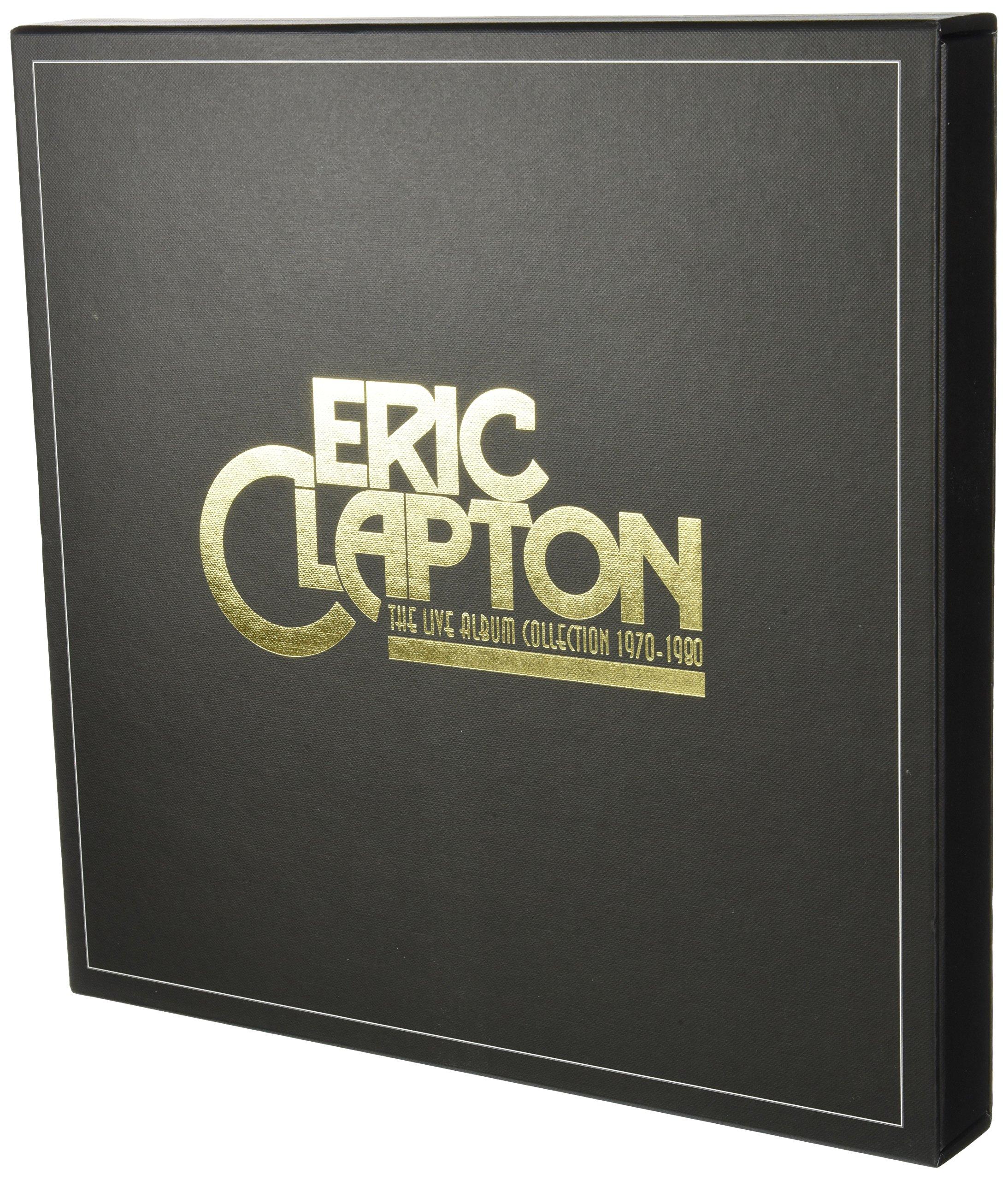 Eric Clapton: The Live Album Collection [6 LP]