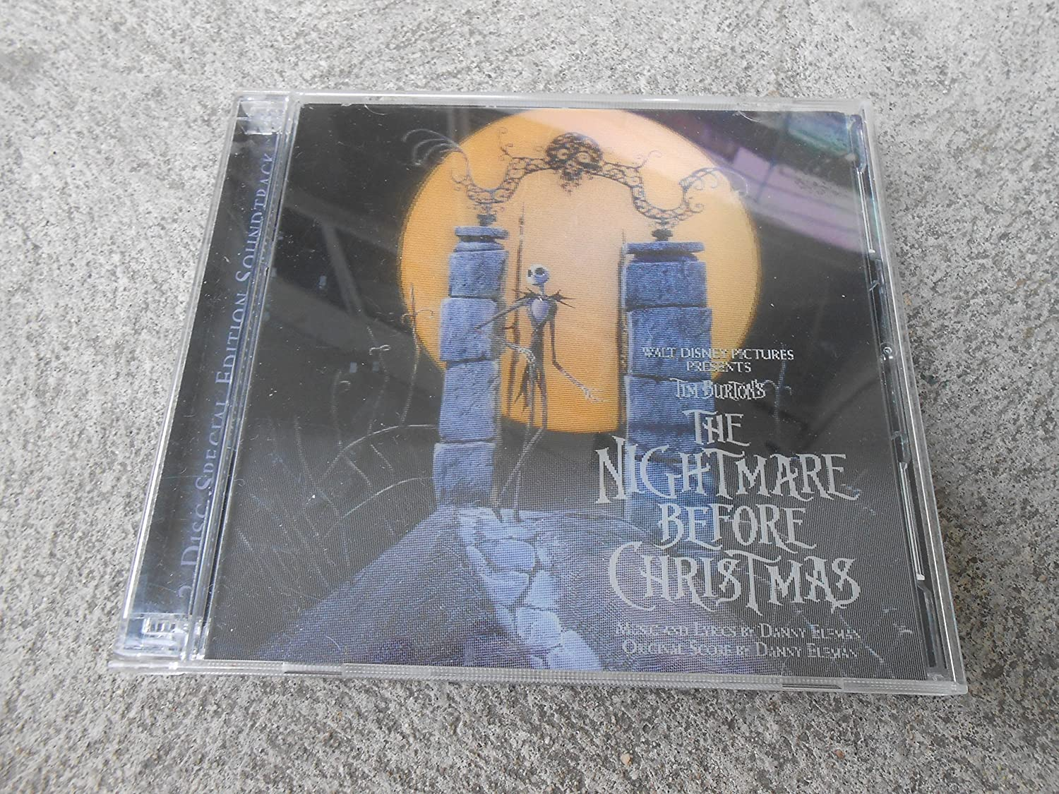 Danny Elfman - Tim Burton\'s The Nightmare Before Christmas, Special ...