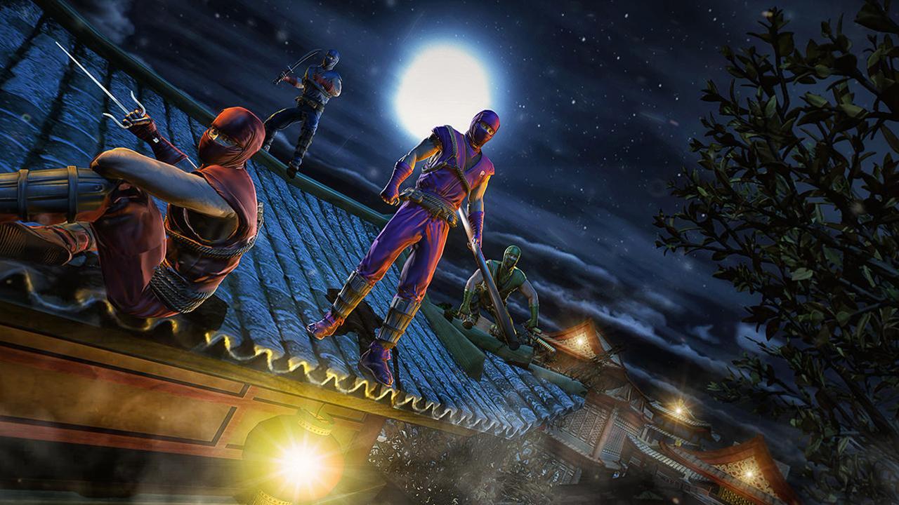 Hero Ninja Fighting Spree Guerreros del caos Fighting 3D ...