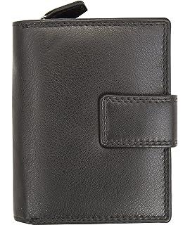 747cd0f1752c5 Prime Hide Soft Touch Damen Mittelgroße Geldbörse Leder mit Tab Öffnung