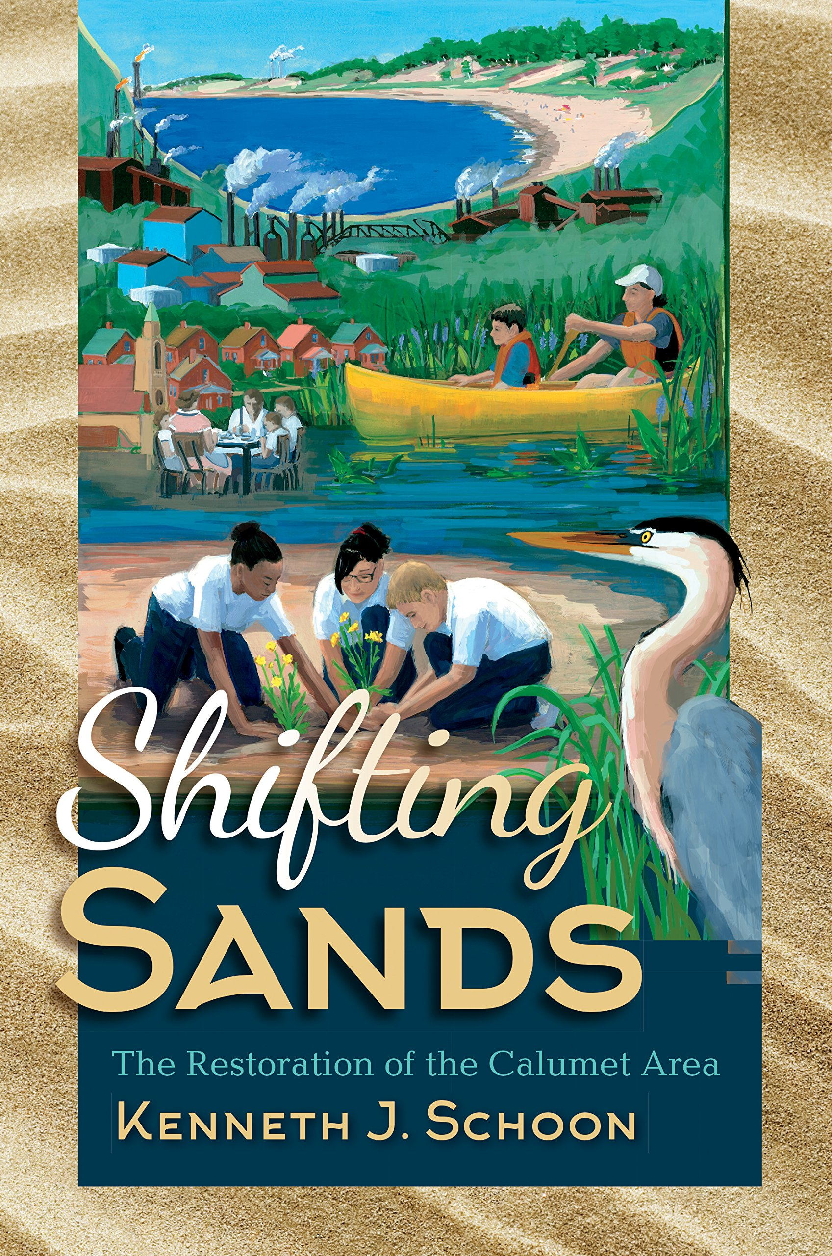 Shifting Sands: The Restoration of the Calumet Area pdf