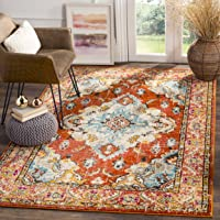 Deals on Safavieh Monaco Amelie Vintage Medallion Rug 6-ft.7-in. x 9-ft.2-in.
