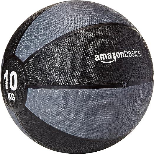 AmazonBasics - Balón medicinal, 10 kg: Amazon.es: Deportes y aire ...