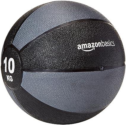 AmazonBasics - Balón medicinal, 9 kg: Amazon.es: Deportes y aire libre