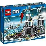 Lego City Polizia 60130, la Caserma della Polizia dell'Isola