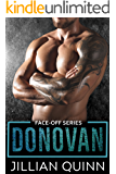 Donovan (Face-Off Series Book 3)