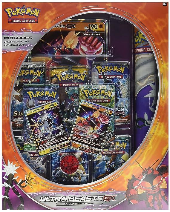 Pokemon TCG: Ultra Beasts Premium Collection - Buzzwole GX