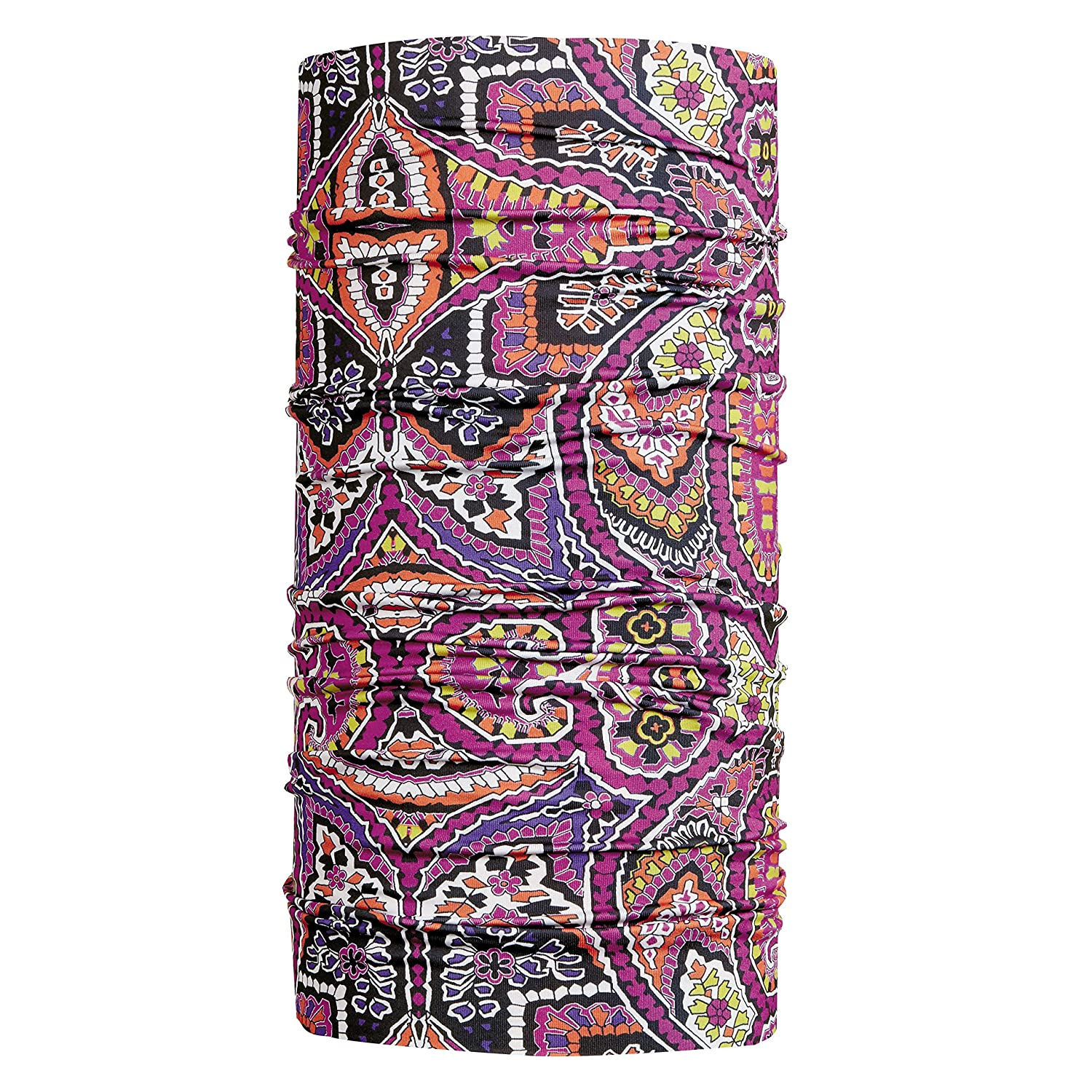 Turtle Fur Comfort Shell UV Totally Tubular Light Double Sided Neck Warmer, Moroccan Less Talkin' Moroccan Less Talkin'