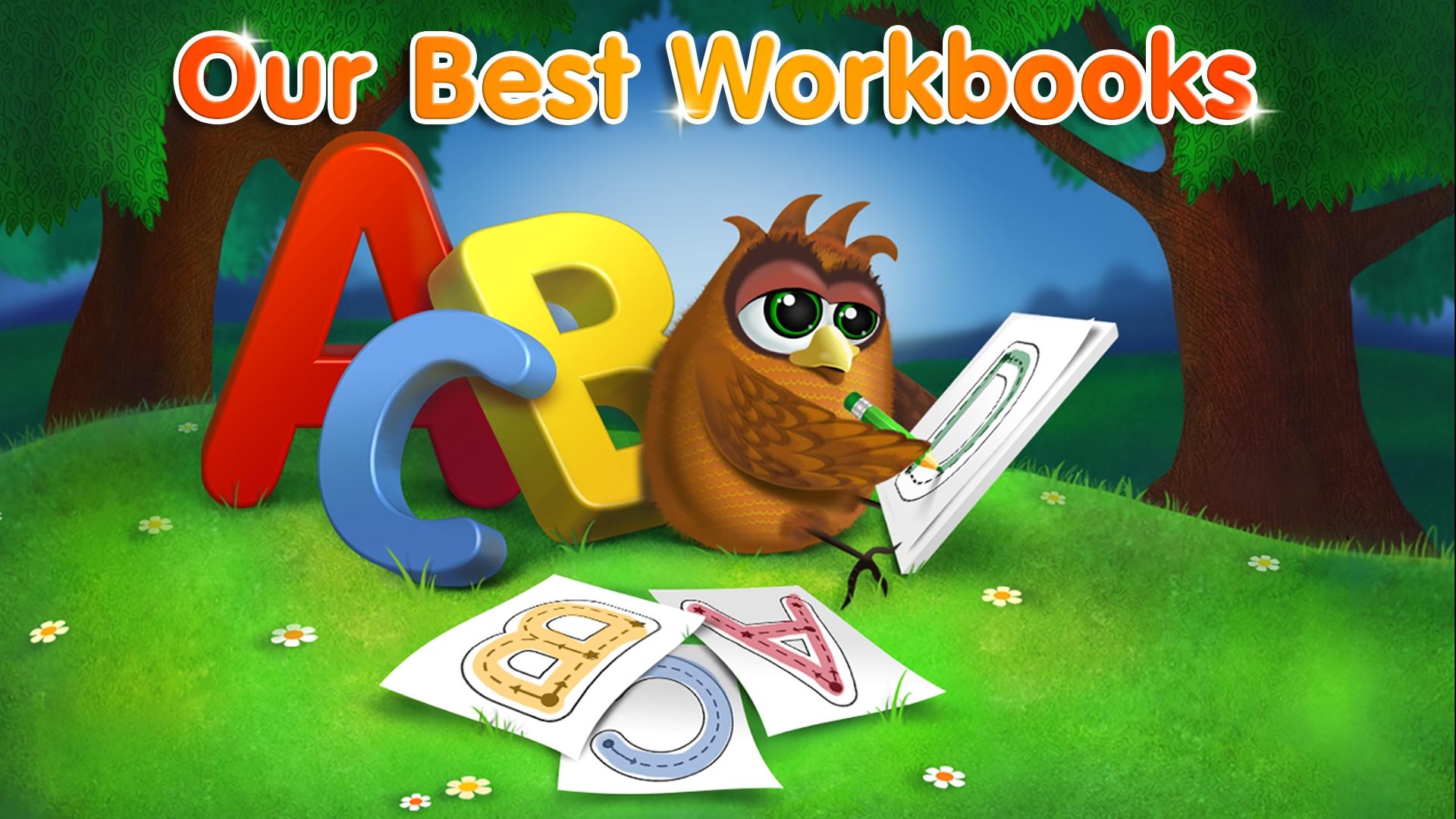 Amazon.com: Preschool and Kindergarten learning kids games free - ABCs