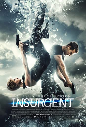 Insurgent 2015 Dual Audio In Hindi English 720p BluRay