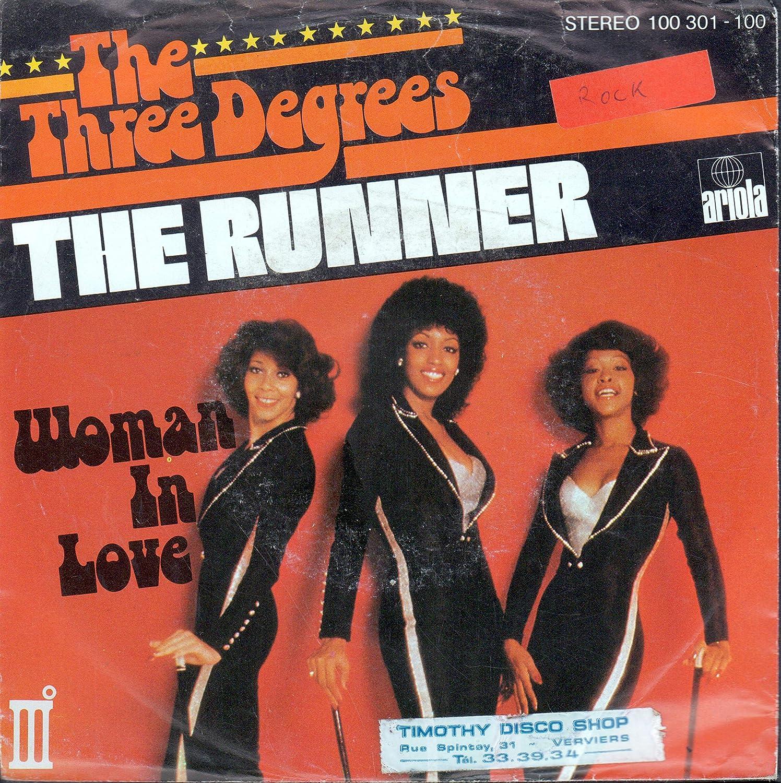 THREE DEGREES The Runner 7