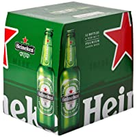 Heineken Premium Lager Beer Bottle (12 x 330ml)