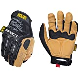 Mechanix Wear - Material4X M-Pact Gloves (Large, Brown/Black)
