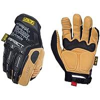 Mechanix Wear - Material4X M-Pact Gants (Medium, Noir/Marron)