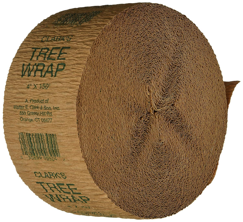 Amazon.com : Walter E Clark 4-Inch by 150-Foot Tree Wrap 00304 : Tree  Plants : Garden & Outdoor