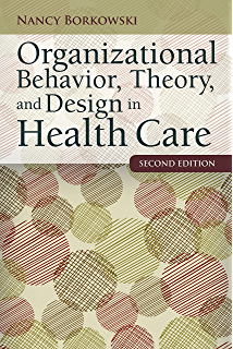 Financial management of health care organizations an introduction organizational behavior theory and design in health care fandeluxe Choice Image
