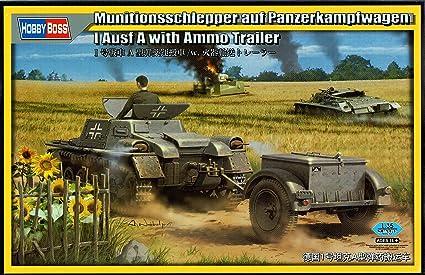 Hobby Boss 80146/ /Maqueta de munici/ón schlepper sobre Panzer I ausf a with Ammo Trailer