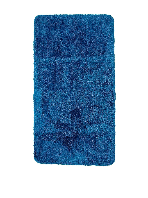 Dyckhoff Badteppich petrol - blau 80 x 150 cm