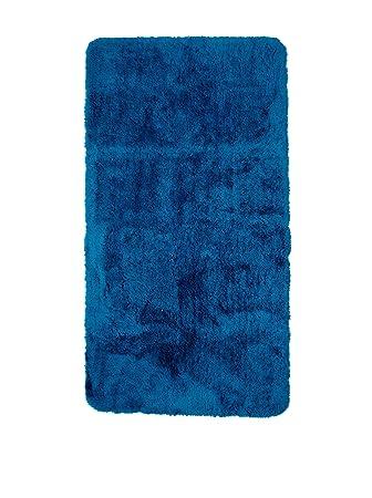 Dyckhoff Badteppich Petrol   Blau 80 X 150 Cm
