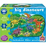 Orchard Toys - Orch256 - Puzzle Classique - Grands Dinosaures