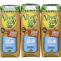 Vivesoy Soja Natural - 7 Paquetes de 3