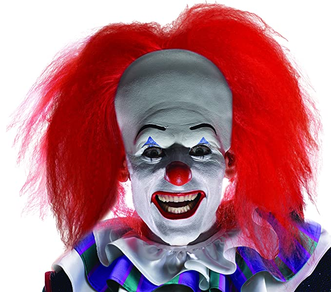 Peluca de Pennywise It the Movie para adulto