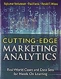 Cutting Edge Marketing Analytics: Real World